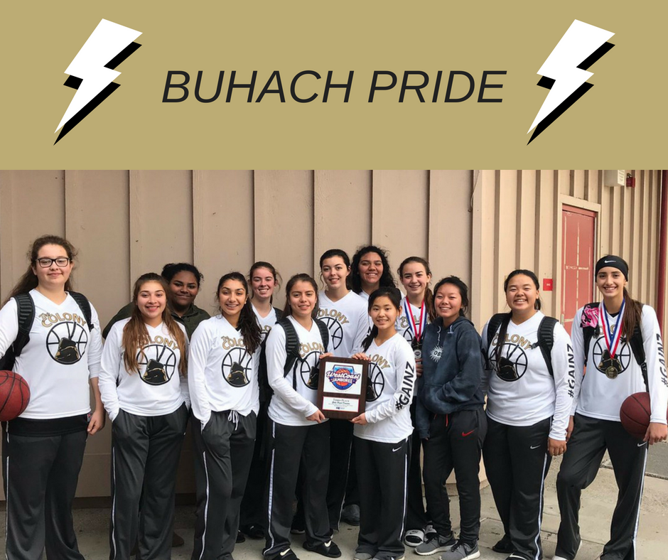 BUHACH PRIDE: Girls Basketball